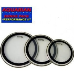 Aquarian Pack Performance II Clear Pack 1 Fusión