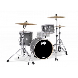 PDP by DW Concept Maple Bop Kit Pewter