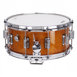 """Rogers Dyna-Sonic Wild Wood Curly Maple 14x5"""""""