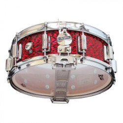 """Rogers Dyna-Sonic Red Onyx 14x5"""""""