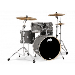 PDP by DW Concept Maple Studio Pewter