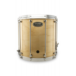 """Grover G1-14-N Concert Snare Drum Natural 14x14"""""""