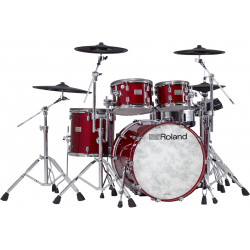 Roland VAD706-GC E-Drum Set Acoustic Design Cherry