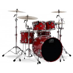 DW DRUMS Bateria Performance Series PK120 Candy Apple