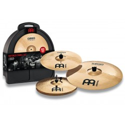 Meinl Set Platos Classics Custom CC141620M