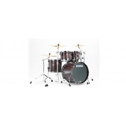 Tama Bateria Starclassic Select Exotic WN52ZBNS SWN Satin Walnut