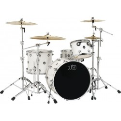 DW Bateria Performance Series PK124 White Ice