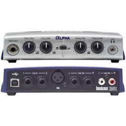 Lexicon Alpha Studio Interface USB