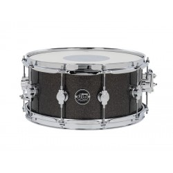 DW Performance Pewter Sparkle 14x6.5""