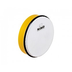 "Nino Nino5Y Frame Drum 10"" Yellow"