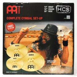 Meinl Set platos HCS Complet Set +  Splash 10""