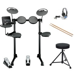 Yamaha DTX400K Bateria Electronica Pack