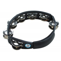 LP LP150 Cyclops Tambourine Black